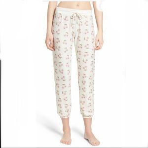 ALL THINGS FABULOUS DISCO CHERRY Joggers